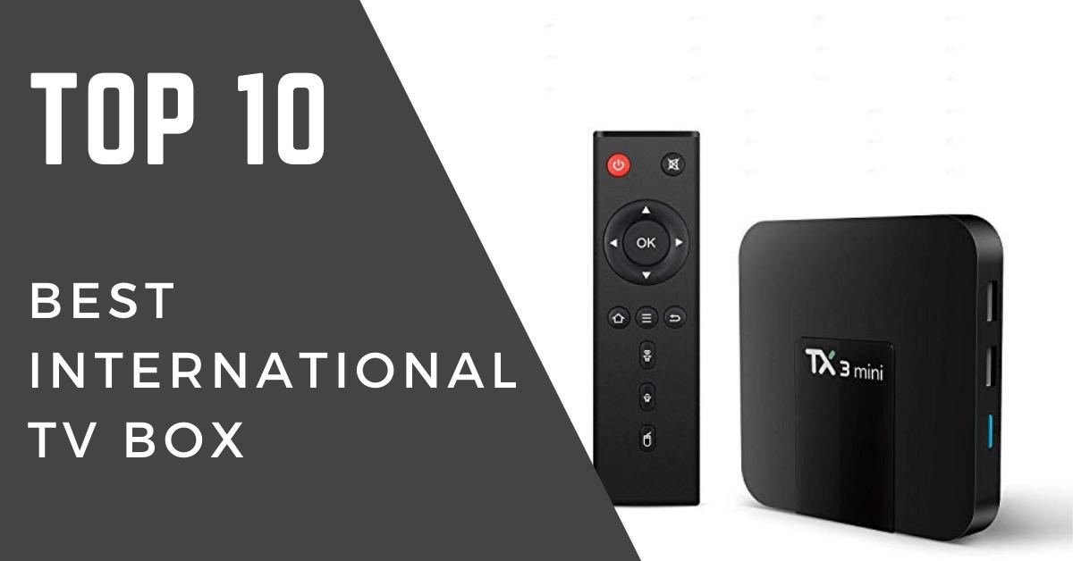 Best International TV Box