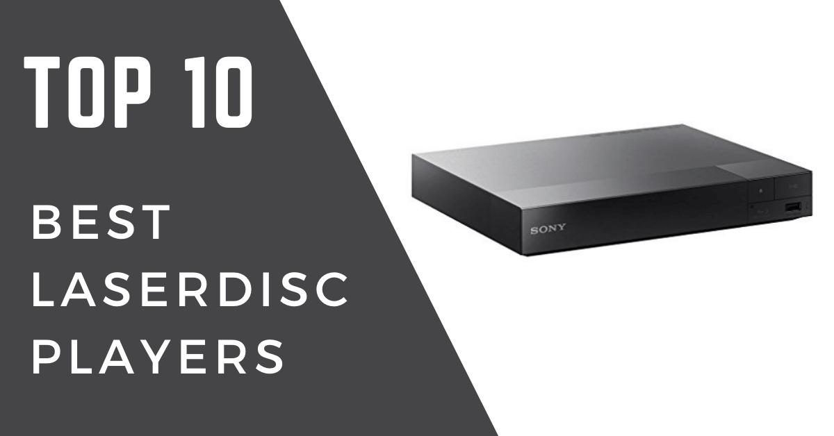 Best laserdisc players